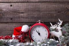 μπλε γυαλί σύνθεσης Χριστουγέννων μπιχλιμπιδιών Στοκ φωτογραφία με δικαίωμα ελεύθερης χρήσης