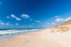 Μπλε θάλασσα τοπίων Στοκ φωτογραφίες με δικαίωμα ελεύθερης χρήσης