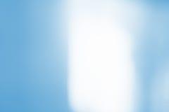 μπλε θαμπάδα ανασκόπησης Στοκ φωτογραφίες με δικαίωμα ελεύθερης χρήσης