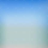Μπλε θολωμένες υπόβαθρο και επικοινωνία ελεύθερη απεικόνιση δικαιώματος
