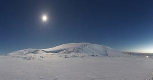 Μπλε ΙΙ βουνών Στοκ εικόνα με δικαίωμα ελεύθερης χρήσης