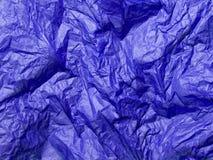 μπλε ιστός σύστασης εγγράφου Στοκ φωτογραφίες με δικαίωμα ελεύθερης χρήσης