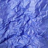 μπλε ιστός σύστασης εγγράφου Στοκ φωτογραφία με δικαίωμα ελεύθερης χρήσης