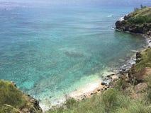 μπλε καθαρά ύδατα στοκ φωτογραφία με δικαίωμα ελεύθερης χρήσης