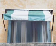 Μπλε και άσπρο χρώμα, ίδιο χρώμα Στοκ φωτογραφία με δικαίωμα ελεύθερης χρήσης