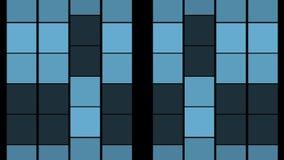 Μπλε και σκοτεινή περίληψη bakgraund απεικόνιση αποθεμάτων