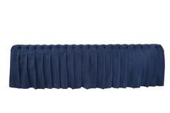 μπλε καναπές στοκ εικόνες με δικαίωμα ελεύθερης χρήσης