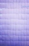Μπλε κατασκευασμένος τοίχος Στοκ Εικόνες