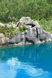 μπλε κοιλάδα φεγγαριών της Κίνας lijiang Στοκ φωτογραφίες με δικαίωμα ελεύθερης χρήσης