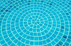 μπλε κολυμπώντας ύδωρ λι&m Στοκ Φωτογραφία