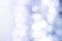 Μπλε κύκλοι bokeh Στοκ φωτογραφία με δικαίωμα ελεύθερης χρήσης