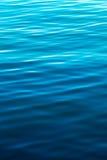 μπλε κύματα ύδατος Στοκ Φωτογραφίες