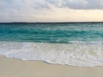 Μπλε κύματα Στοκ Εικόνες