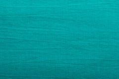 Μπλε κλωστοϋφαντουργικό προϊόν υφάσματος ως υπόβαθρο σύστασης Στοκ φωτογραφία με δικαίωμα ελεύθερης χρήσης