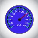 Μπλε μίλι Στοκ εικόνες με δικαίωμα ελεύθερης χρήσης