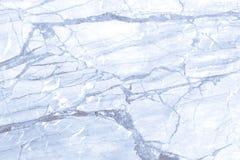 μπλε μαρμάρινη σύσταση Στοκ Φωτογραφία