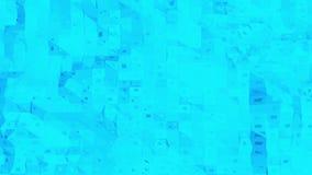 Μπλε μεταλλική χαμηλή πολυ επιφάνεια κυματισμού ως λεπτό υπόβαθρο Μπλε polygonal γεωμετρικό δομένος περιβάλλον ή να κυμαθεί ελεύθερη απεικόνιση δικαιώματος
