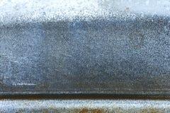 1 μπλε μεταλλικός ανασκόπ& Στοκ φωτογραφίες με δικαίωμα ελεύθερης χρήσης