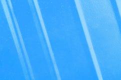 1 μπλε μεταλλικός ανασκόπ& Στοκ Φωτογραφία