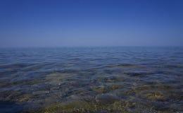 Μπλε, μια ευρεία απόσταση Στοκ εικόνες με δικαίωμα ελεύθερης χρήσης