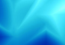 Μπλε μορφή με το αφηρημένο υπόβαθρο σχεδίων θαμπάδων γραμμών Στοκ εικόνες με δικαίωμα ελεύθερης χρήσης