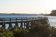 Μπλε νερά Στοκ εικόνα με δικαίωμα ελεύθερης χρήσης