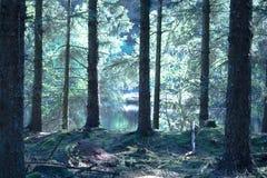 Μπλε νερό στοκ εικόνα με δικαίωμα ελεύθερης χρήσης