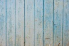 μπλε ξύλινος ανασκόπησης Στοκ Φωτογραφίες