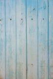 μπλε ξύλινος ανασκόπησης Στοκ εικόνα με δικαίωμα ελεύθερης χρήσης