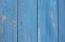 Μπλε ξύλινος πίνακας Στοκ εικόνα με δικαίωμα ελεύθερης χρήσης