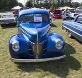 1940 μπλε λουξ αυτοκίνητο της Ford Στοκ Φωτογραφία