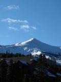 Μπλε ουρανοί πέρα από το Beaver Creek, κοβάλτιο στοκ φωτογραφία με δικαίωμα ελεύθερης χρήσης