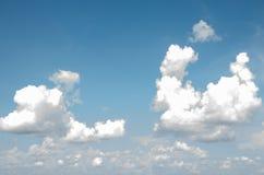 Μπλε ουρανός γυαλιού Στοκ Εικόνες