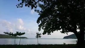 μπλε ουρανός θάλασσας στοκ εικόνες με δικαίωμα ελεύθερης χρήσης