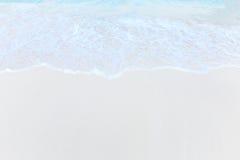 μπλε ουρανός παραλιών έννοια για το θερινό όμορφο ουρανό, αφίσα, BA Στοκ εικόνες με δικαίωμα ελεύθερης χρήσης