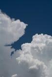 μπλε ουρανός σύννεφων Στοκ εικόνα με δικαίωμα ελεύθερης χρήσης