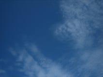 Μπλε ουρανός 1 Στοκ Φωτογραφίες