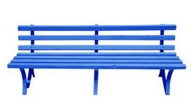 Μπλε πάγκων Στοκ φωτογραφία με δικαίωμα ελεύθερης χρήσης