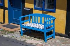 μπλε πάγκων Στοκ φωτογραφίες με δικαίωμα ελεύθερης χρήσης