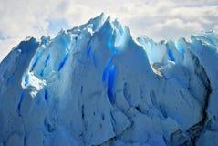 μπλε πάγος Στοκ Εικόνα