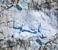 Μπλε παγωμένες υπόβαθρο και σύσταση. στοκ φωτογραφίες με δικαίωμα ελεύθερης χρήσης