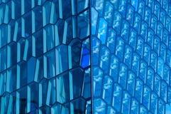 Μπλε παράθυρα Στοκ Εικόνες