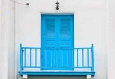 Μπλε πεζούλι στοκ φωτογραφία με δικαίωμα ελεύθερης χρήσης