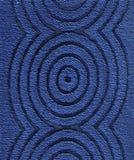 μπλε πετσέτα σύστασης στοκ εικόνα