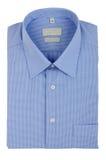 Μπλε πουκάμισο Στοκ Εικόνες
