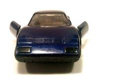 μπλε πολυτέλεια αυτοκινήτων Στοκ Εικόνα