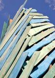 Μπλε πύργος Στοκ Φωτογραφία