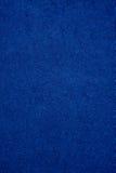 Μπλε πλεκτή σύσταση Στοκ Εικόνες