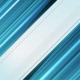 Μπλε ριγωτό υπόβαθρο. Στοκ Φωτογραφίες