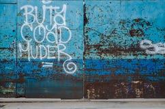 μπλε σίδηρος Στοκ φωτογραφίες με δικαίωμα ελεύθερης χρήσης
